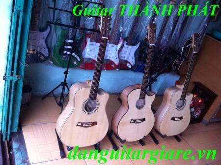 Guitar Gỗ ASH / Gỗ Tân Bì